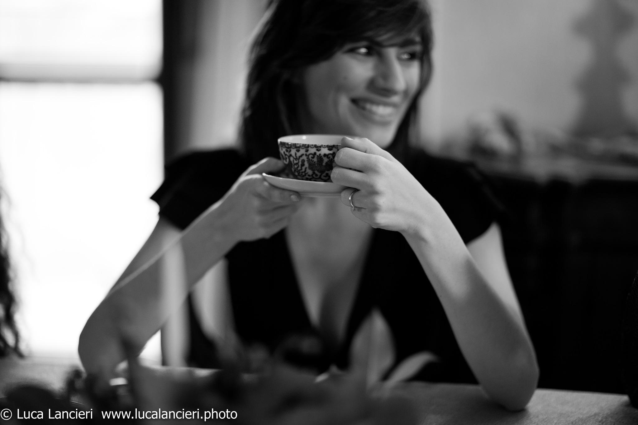 The Tea by Luca Lancieri