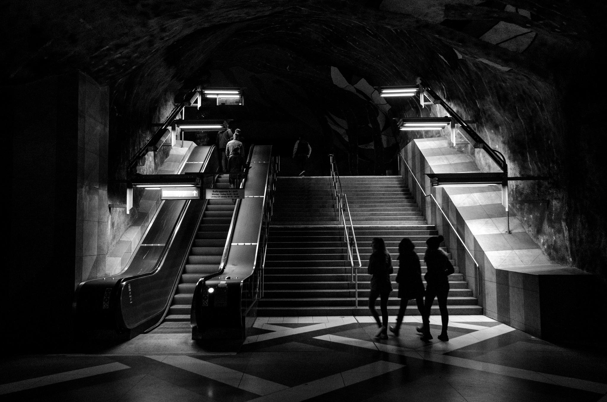 Leaving by Frederic Paulussen