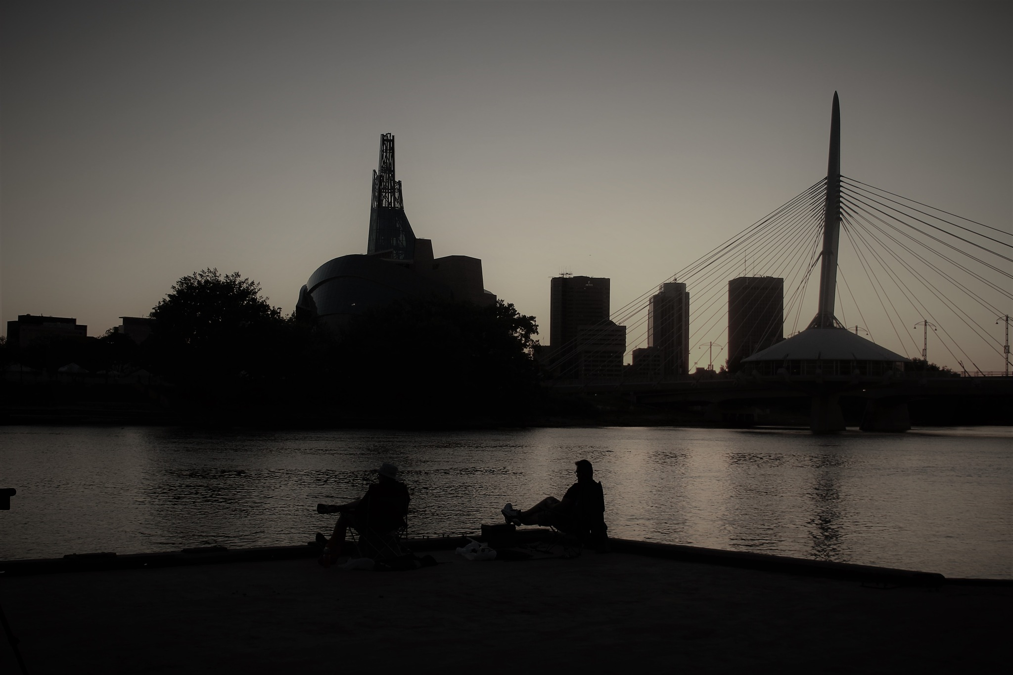 Silhouettes  by David Imrie