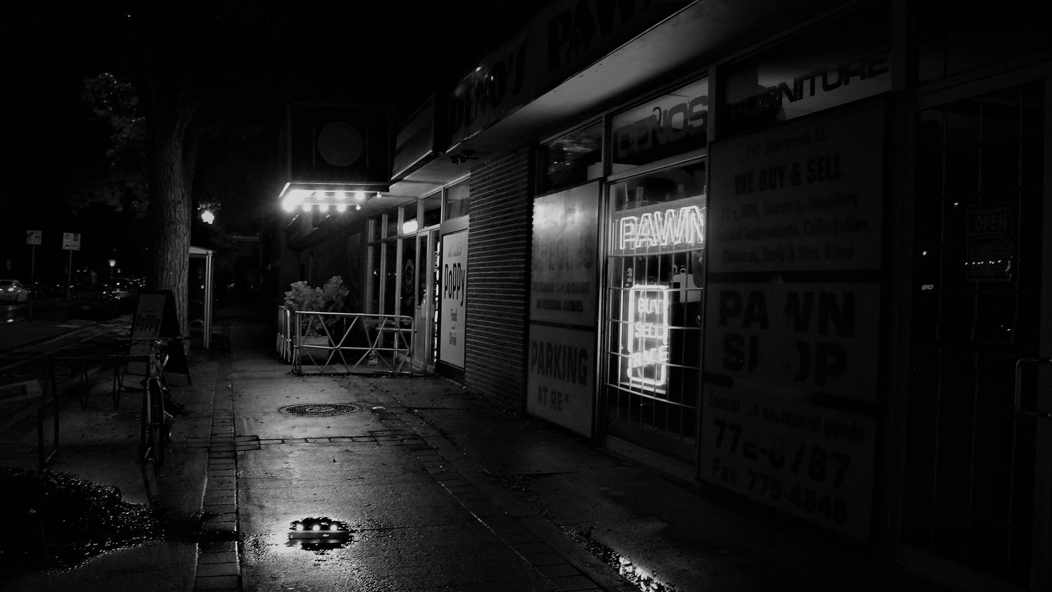 Noirish by David Imrie