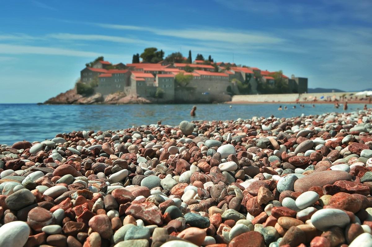 Каменные пляжи  by Nikolay  Mihaylenko
