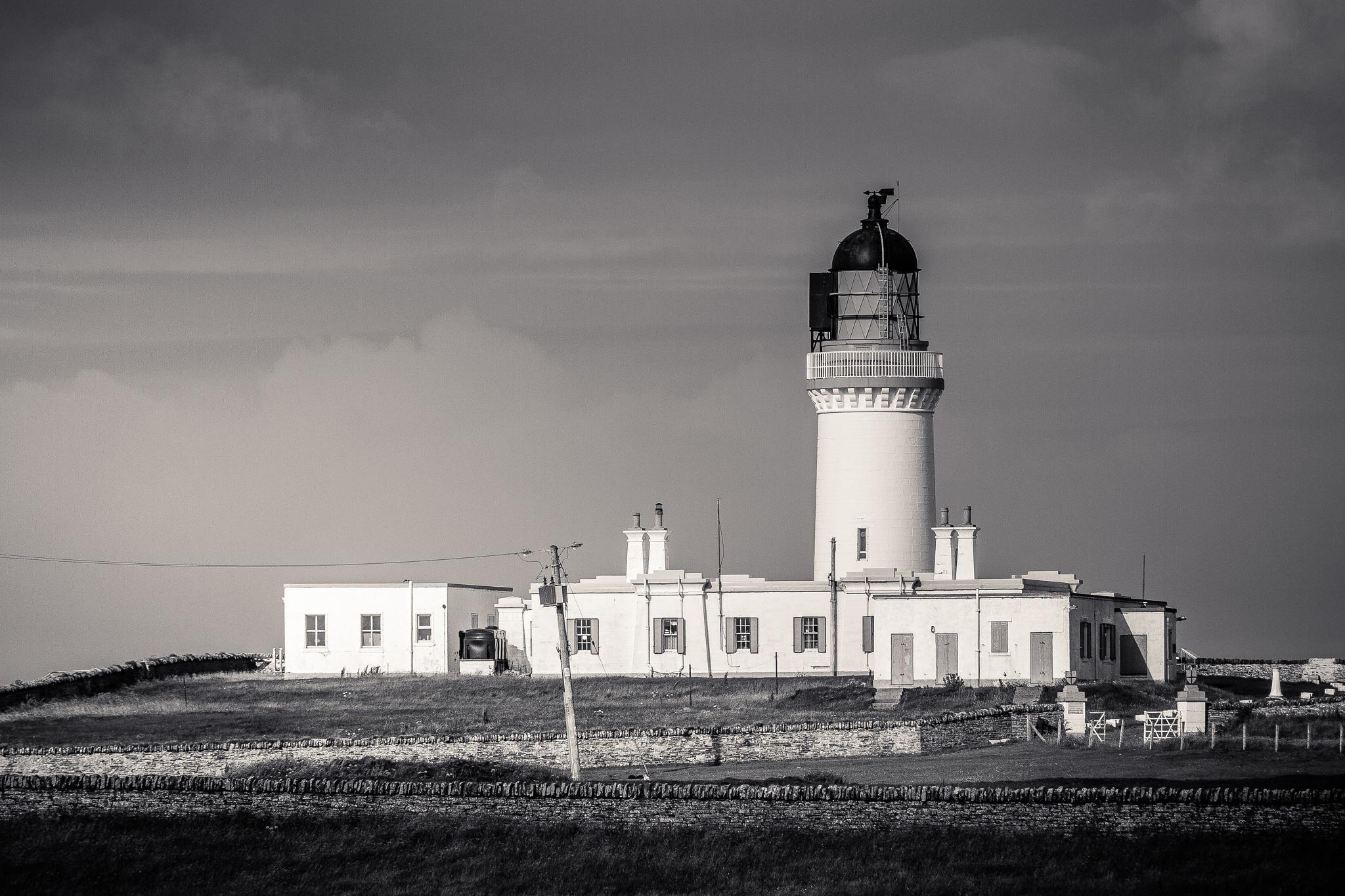 Lighthouse by RVBO