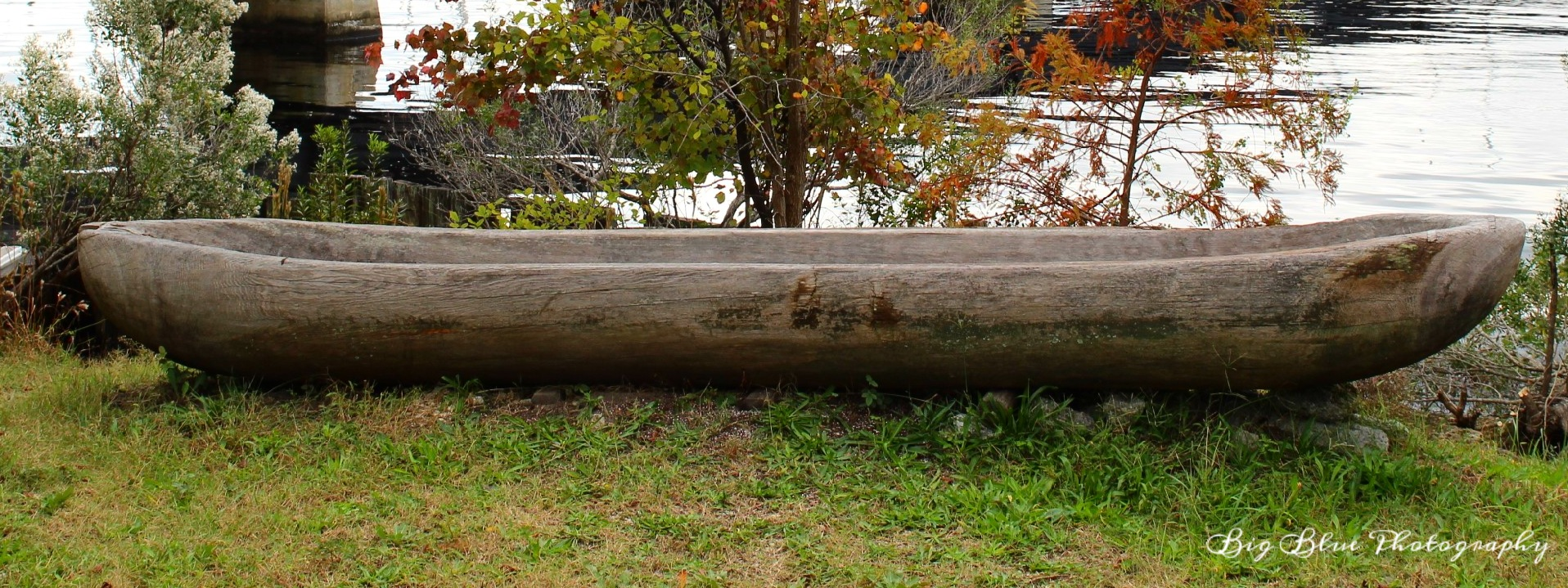 Dugout Canoe by Sierra St Francis Photography