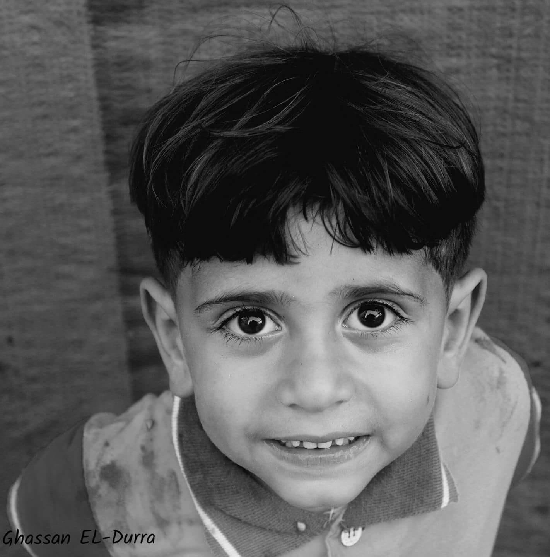 #Portrait Gaza by Ghassan EL-Durra