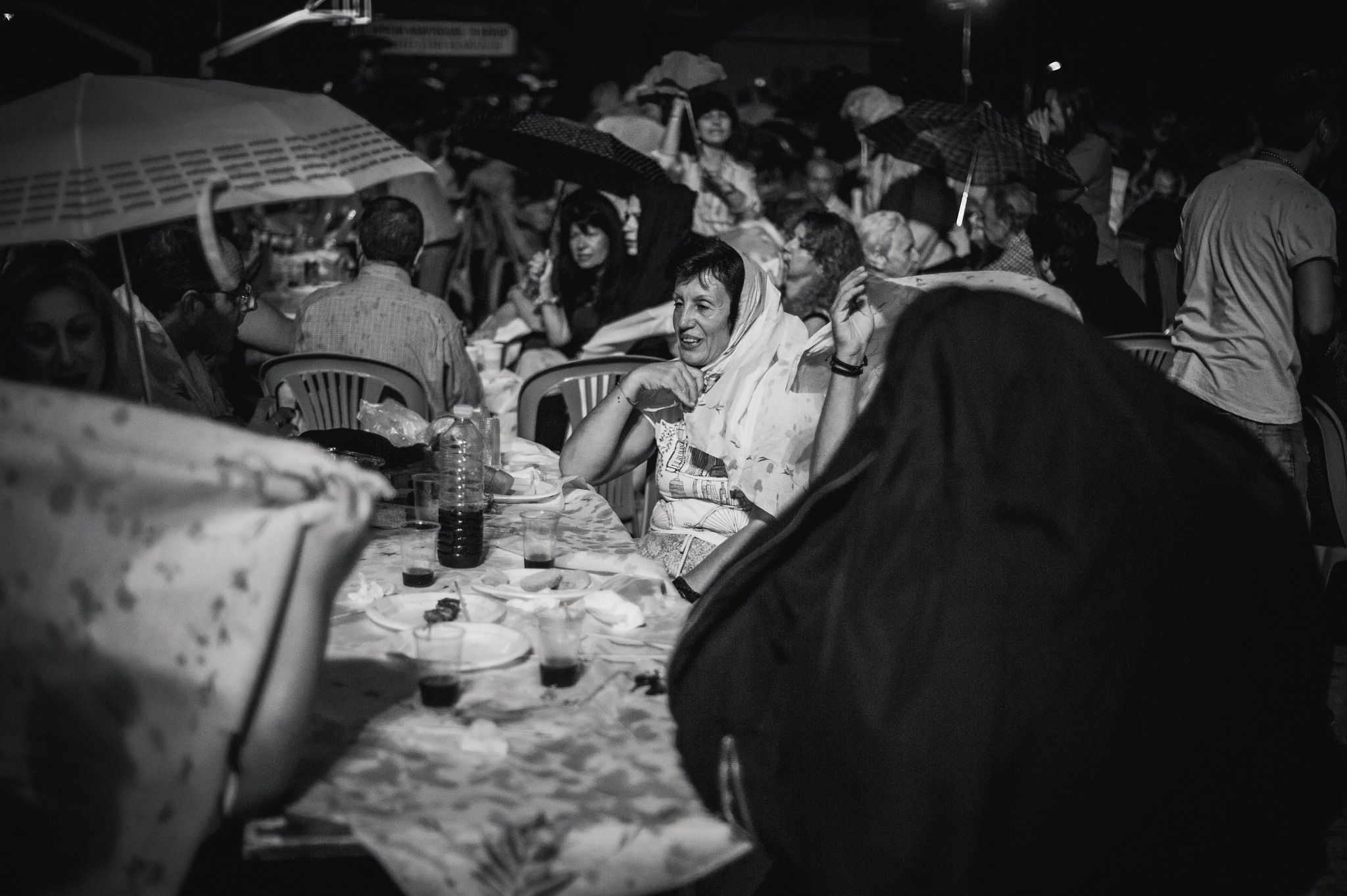 Cretan traditional feast in athens by iignatios