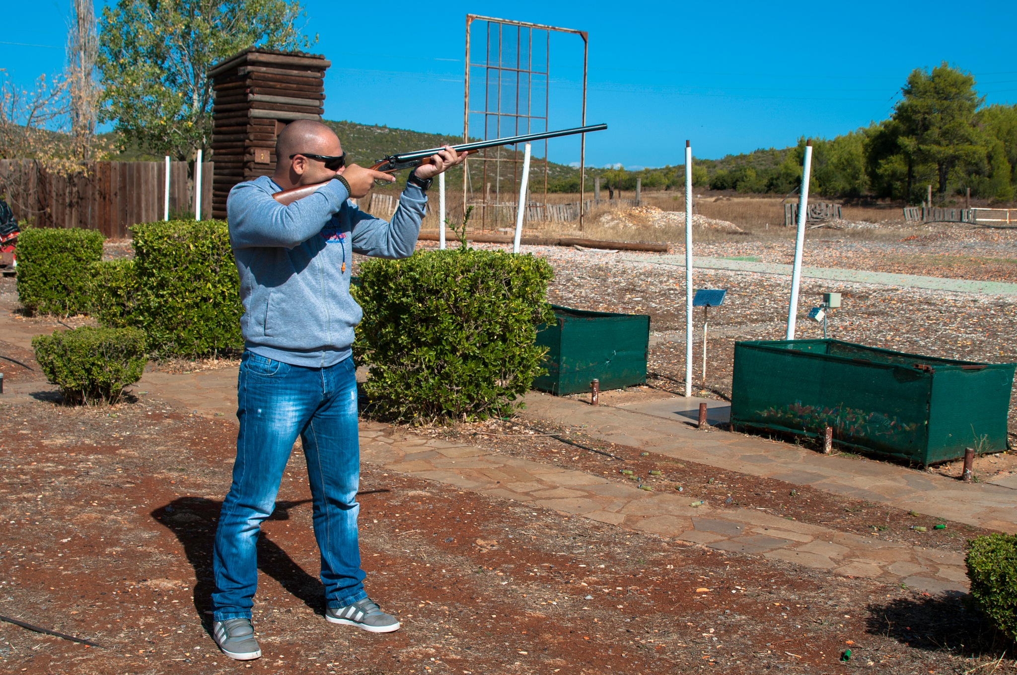 A day at the shooting range#9 by stratos