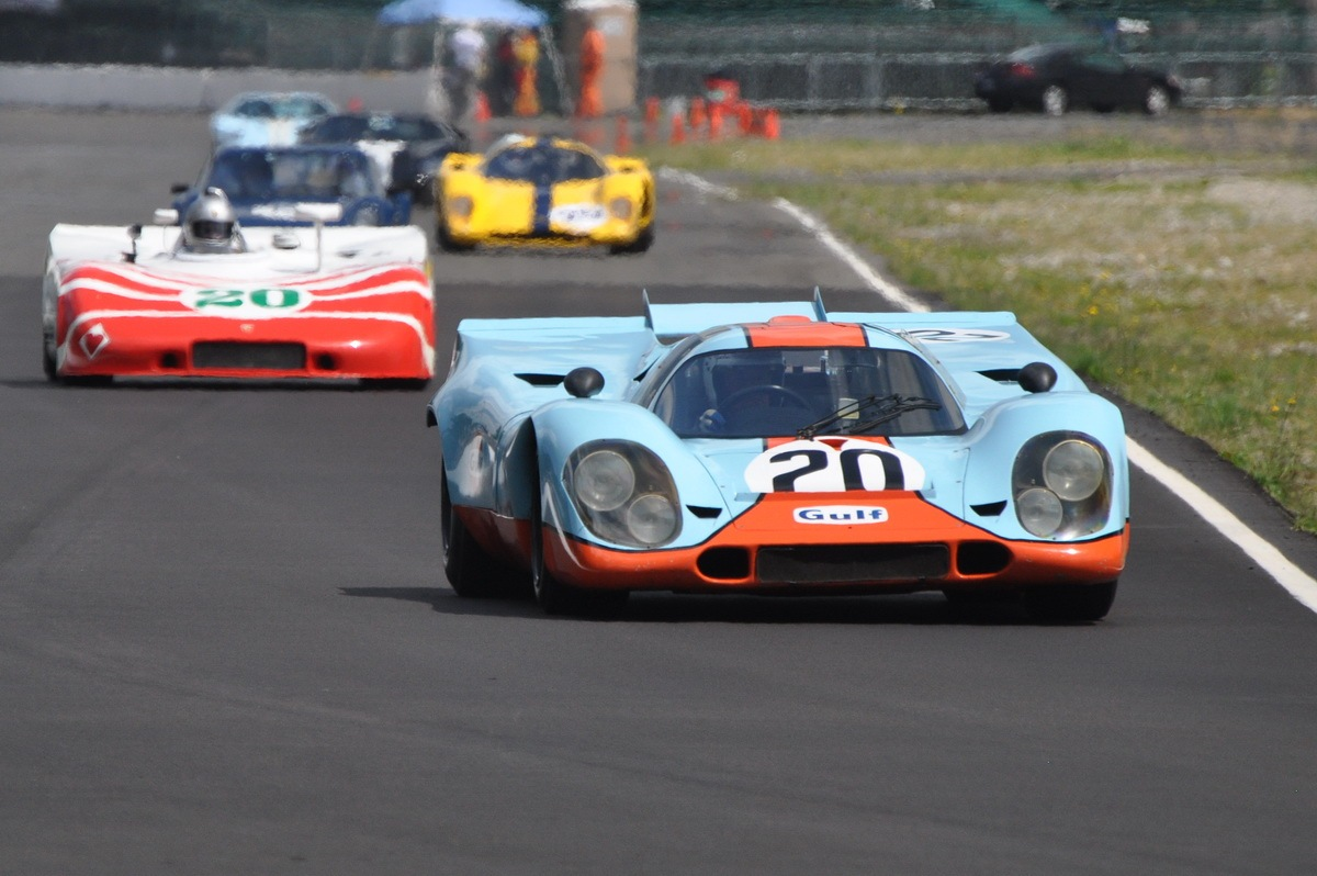 Brian Redman by prorallypix