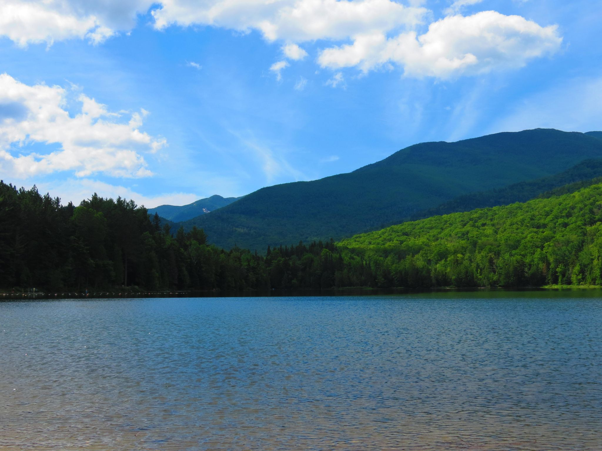 Adirondack State Park, New York State by sweiland