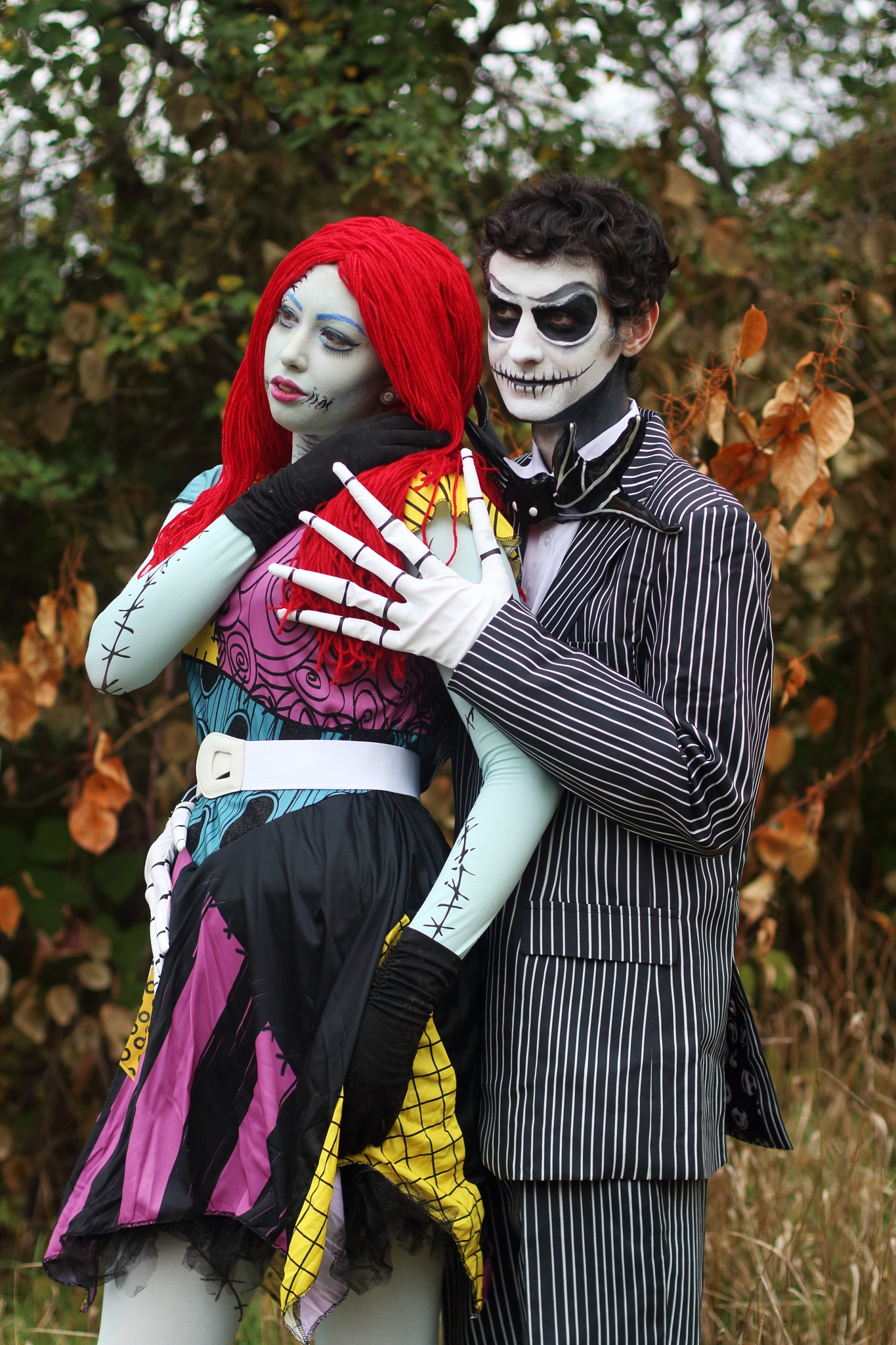Jack And Sally by ShutterDot