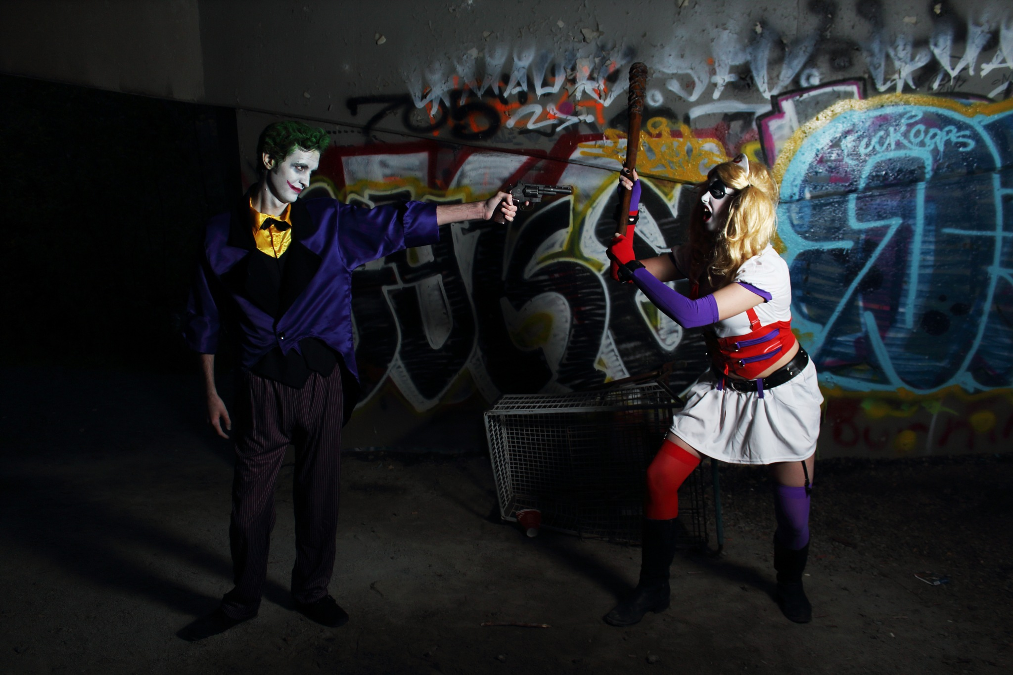 Harley Quinn & the Joker 2  by ShutterDot