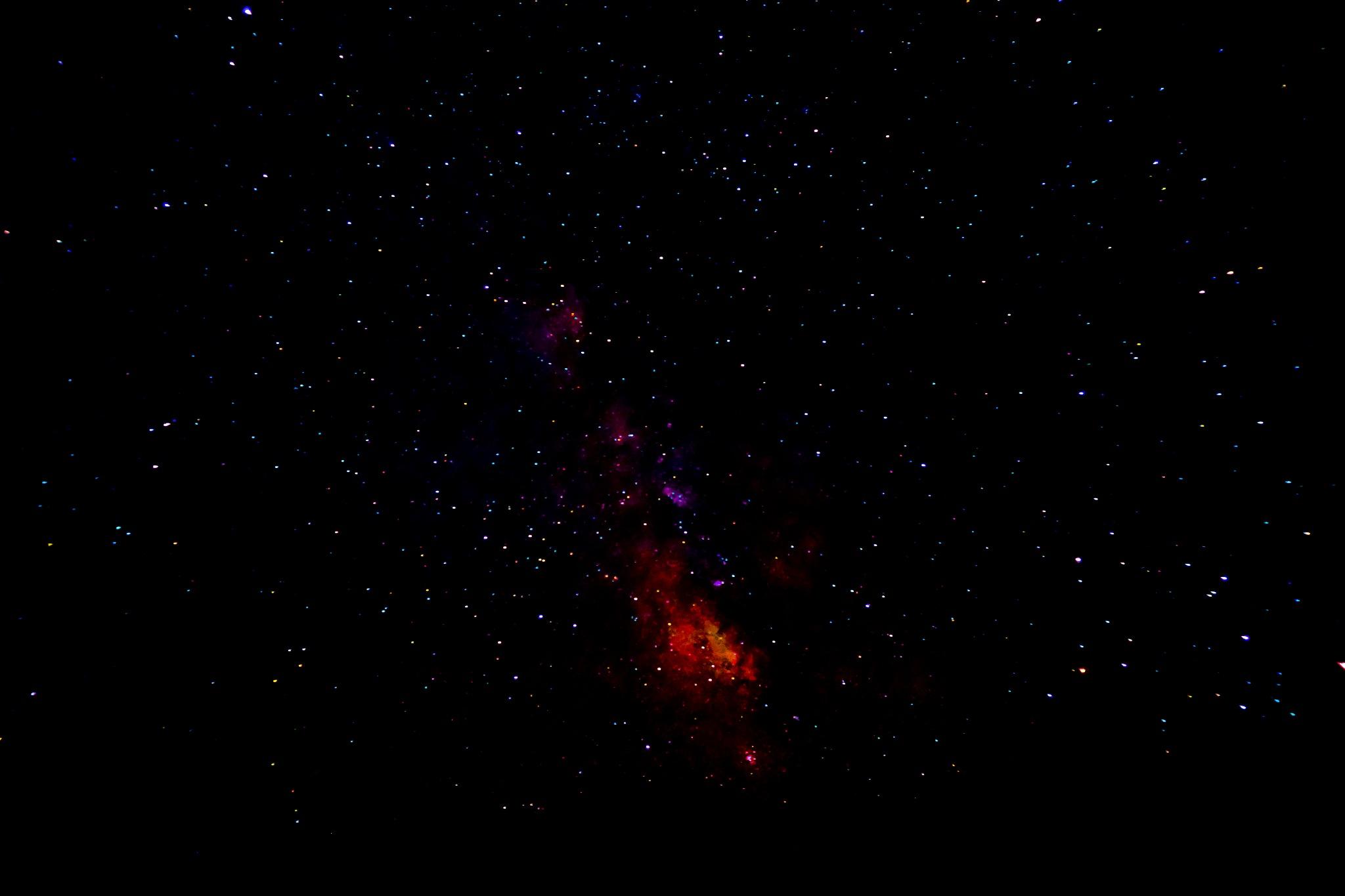 Milky Way  by Nemanja Raskovic
