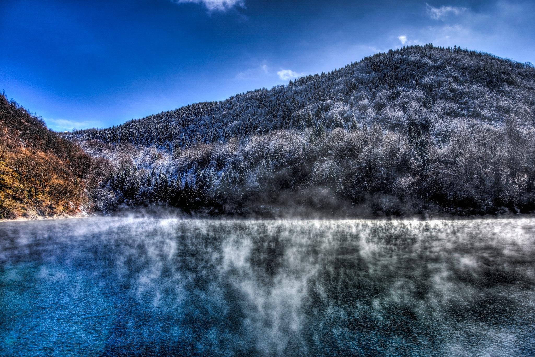 Lake by Nemanja Raskovic