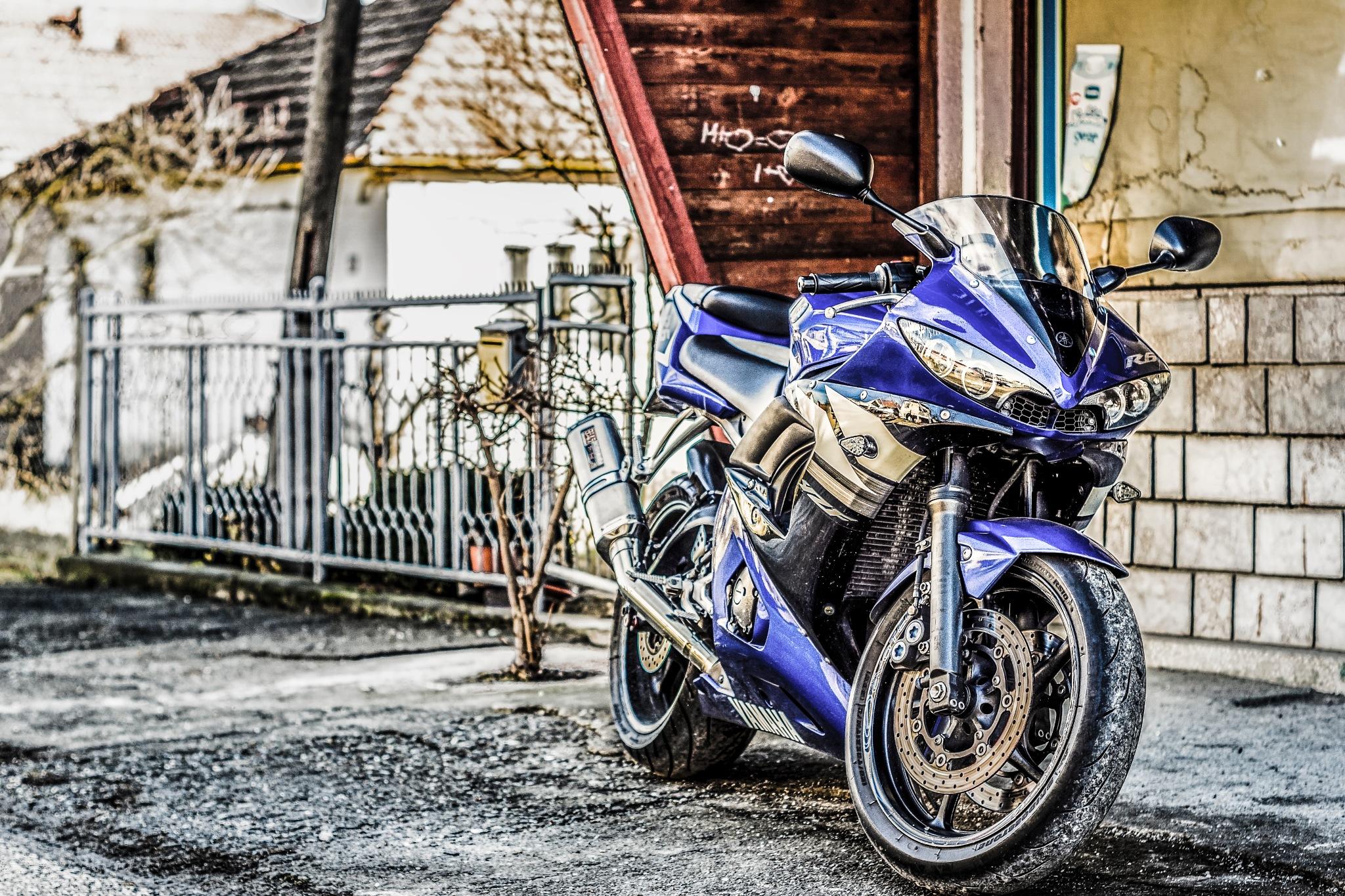 Ride by Nemanja Raskovic