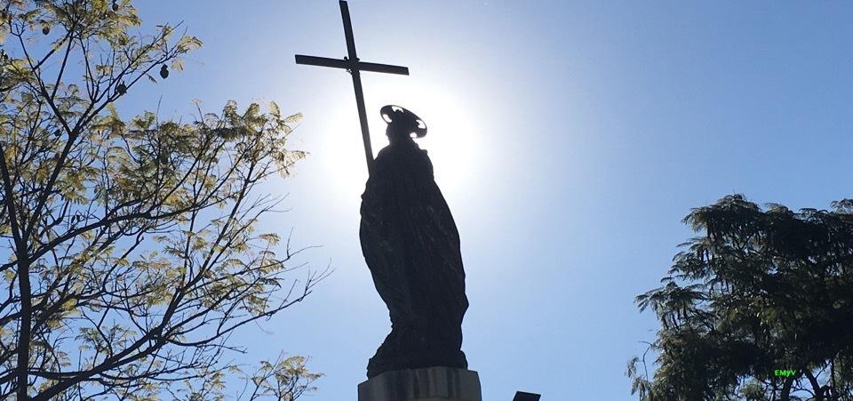 Blessing Christ by ernestomyv
