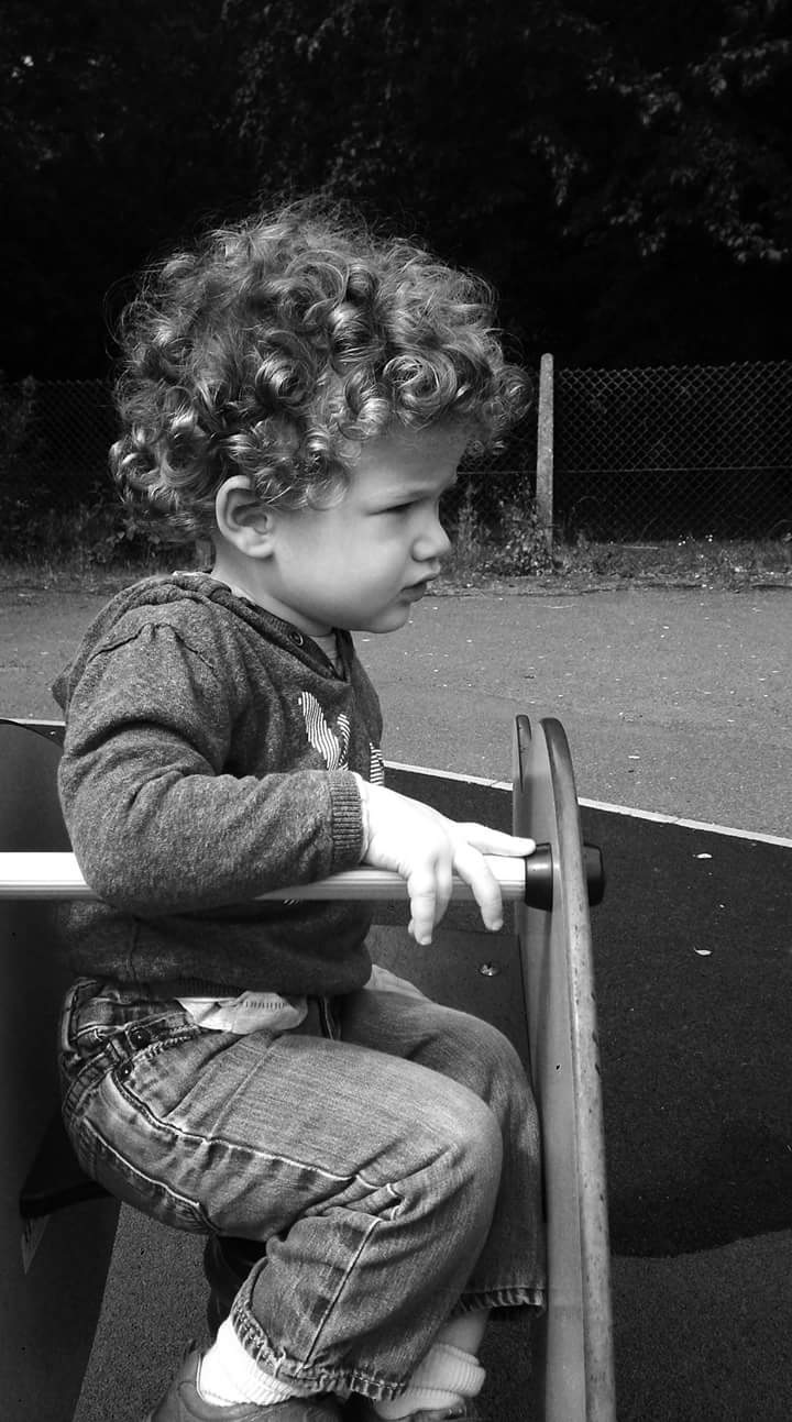 My Son  by Oliver Laughton
