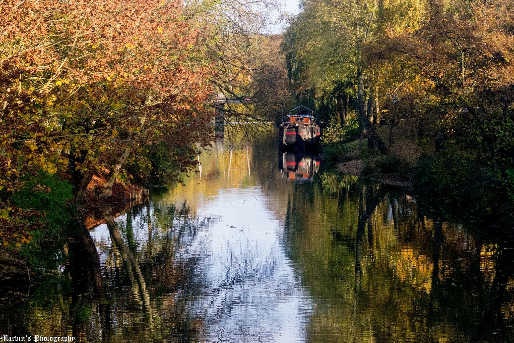 La vie est un long fleuve tranquille. by insomniaphotography08