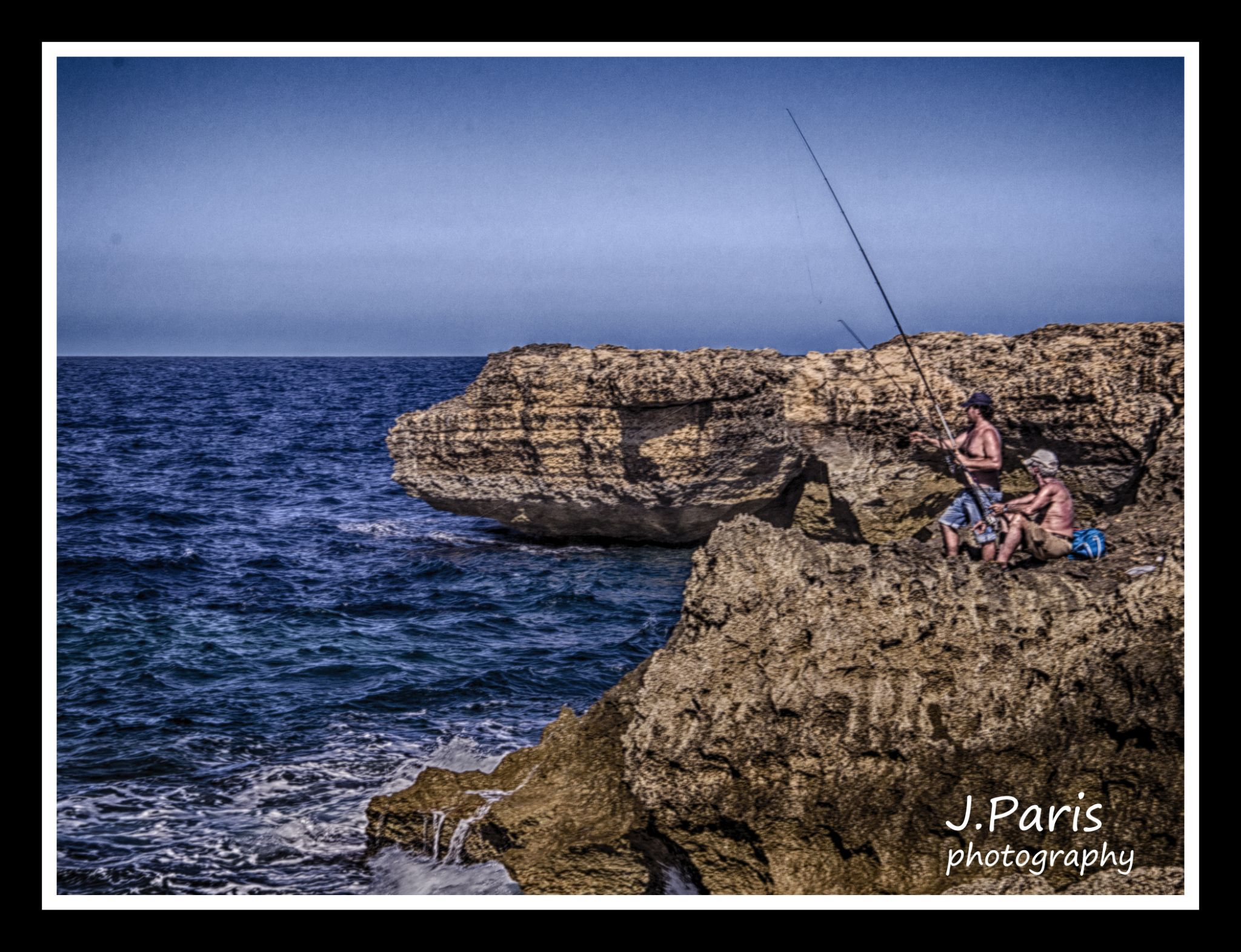 Fishing by Jonathan Paris