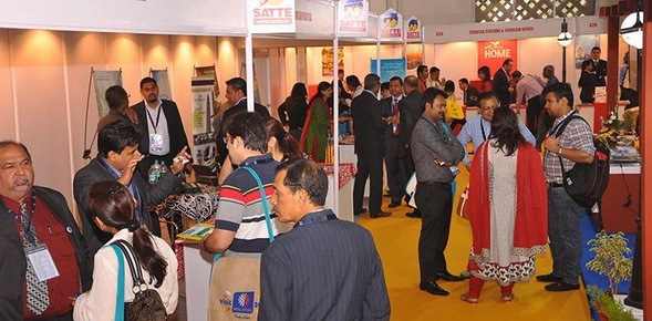 South Asia's biggest travel show SATTE 2016 by sattemumbaiwest