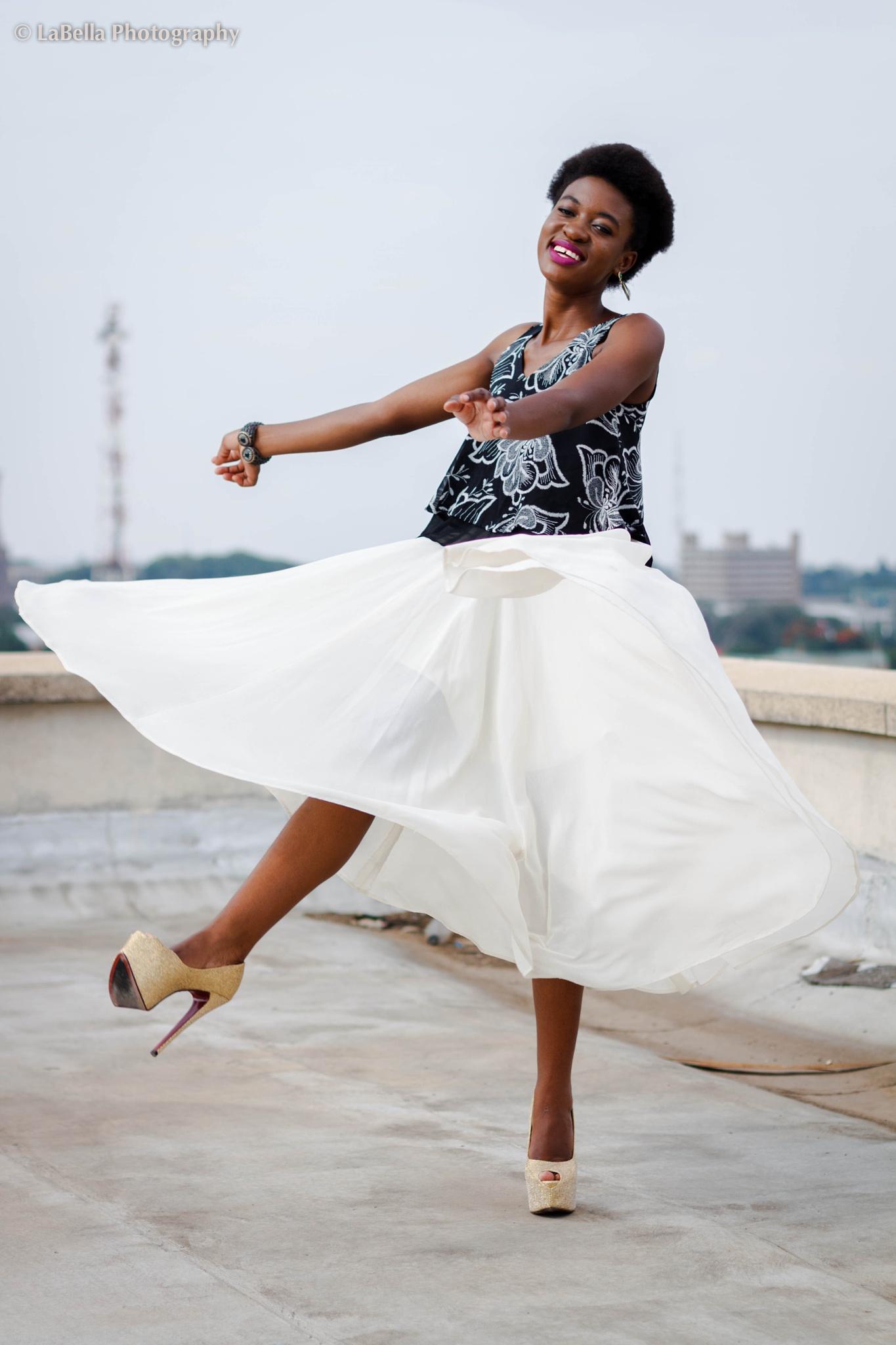 Happy! by Bellah Zulu