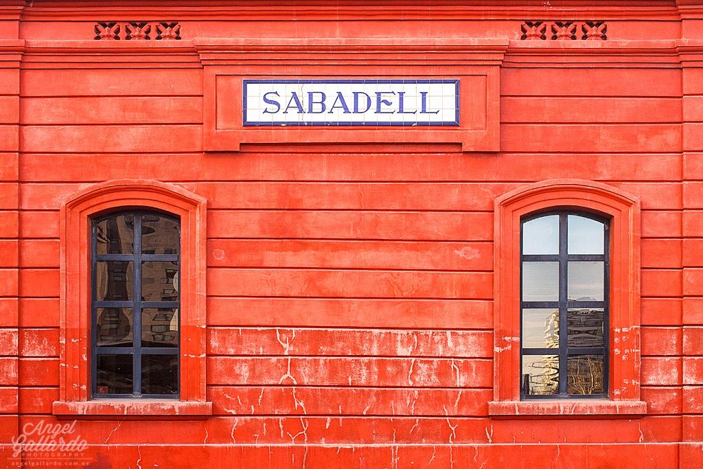 Sabadell by Angel Gallardo