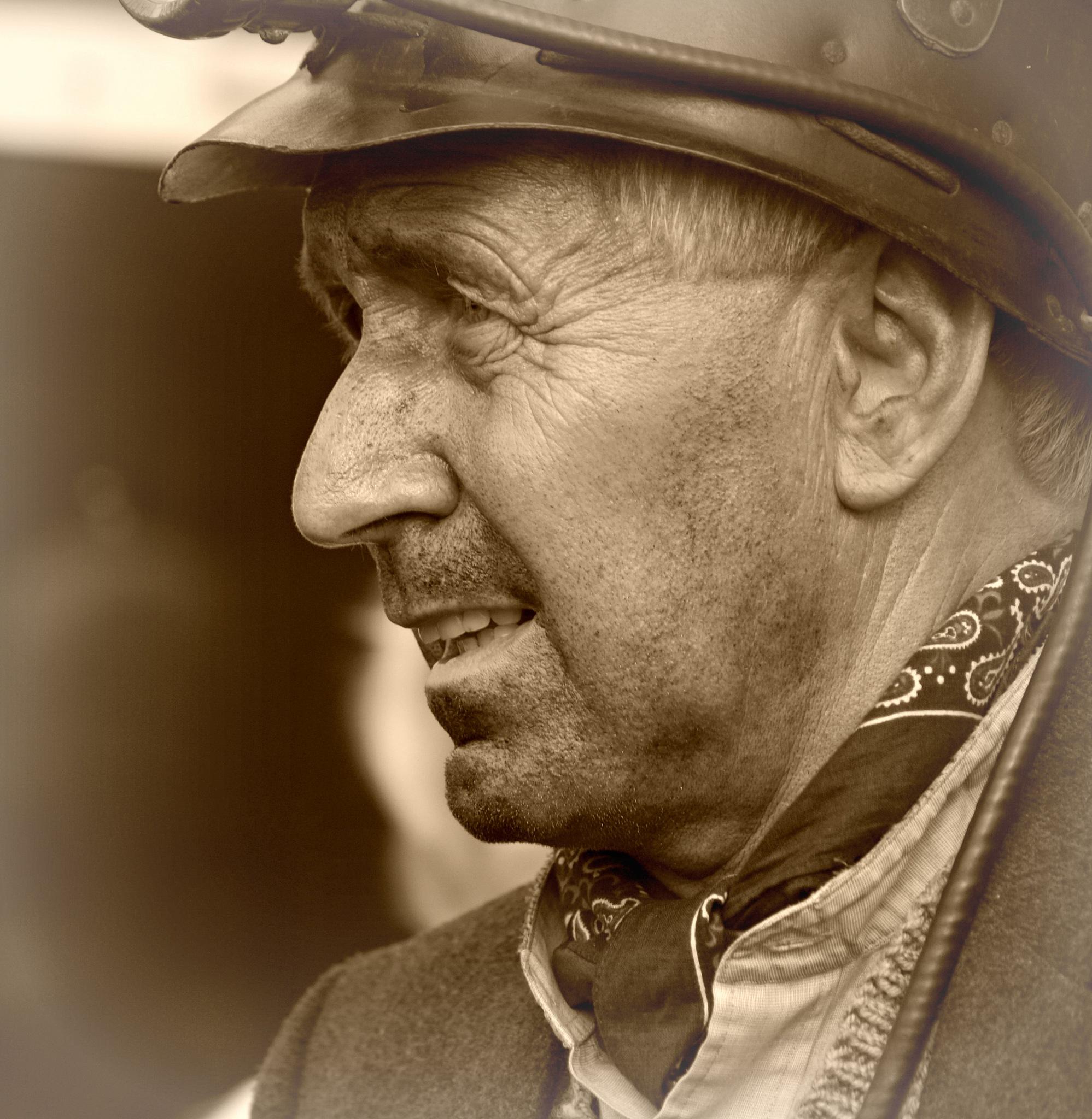 miner,miner 49er by Tim Durrant