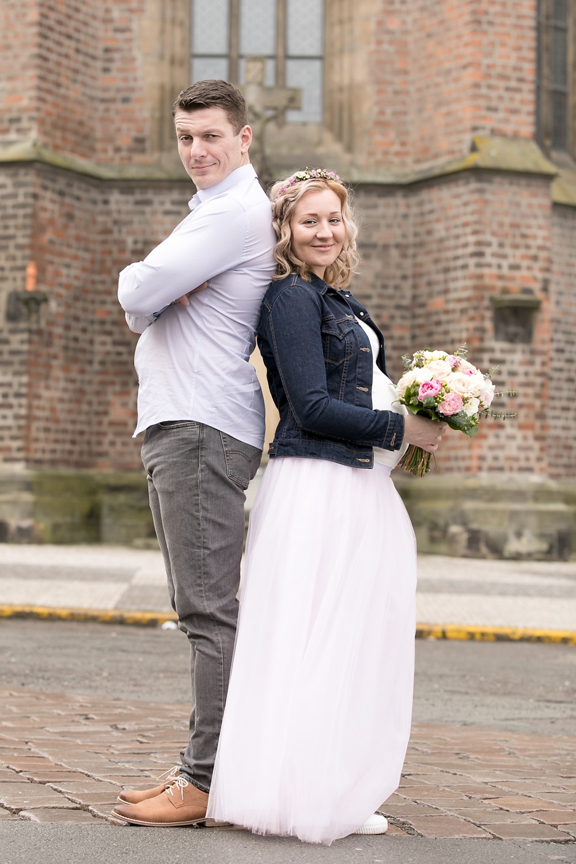 Mr. & Mrs. by Irena Rihova