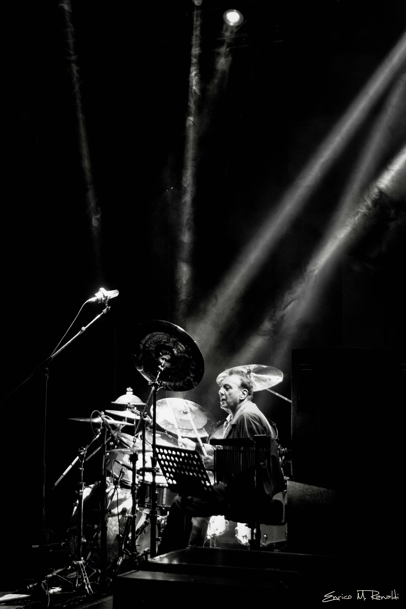 luci del palcoscenico by Enrico Maria Ranaldi