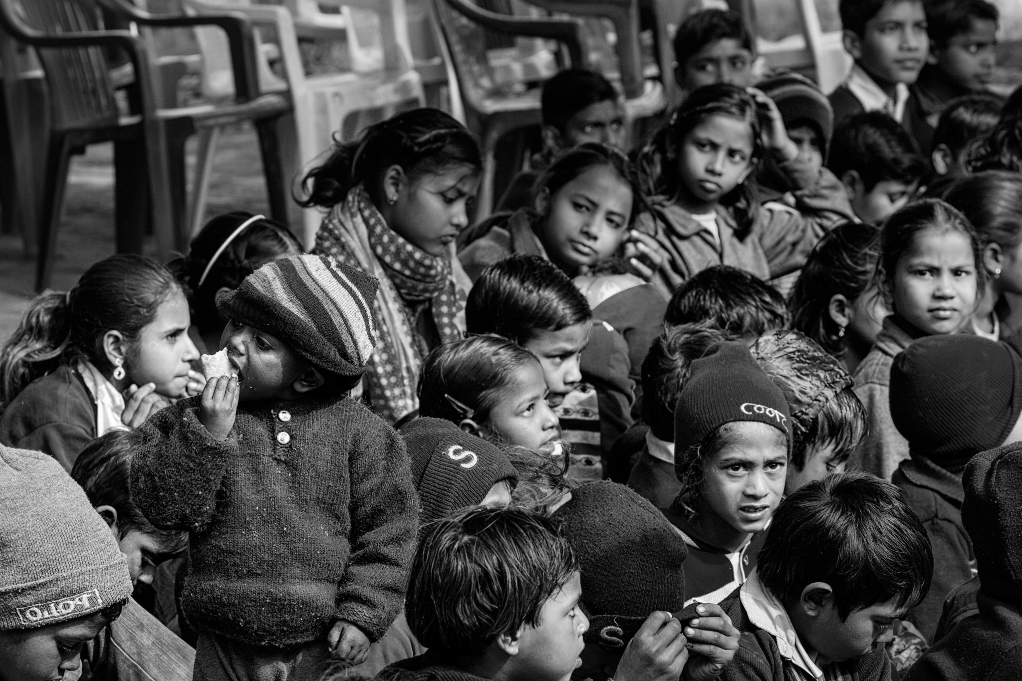 Hunger Of The Innocence by Ashok Kr Tyagi
