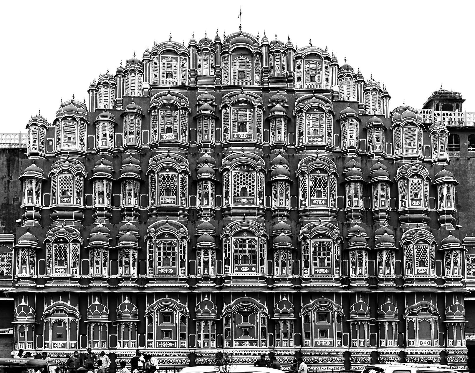 Hawa Mahal ,Jaipur , India by Ashok Kr Tyagi