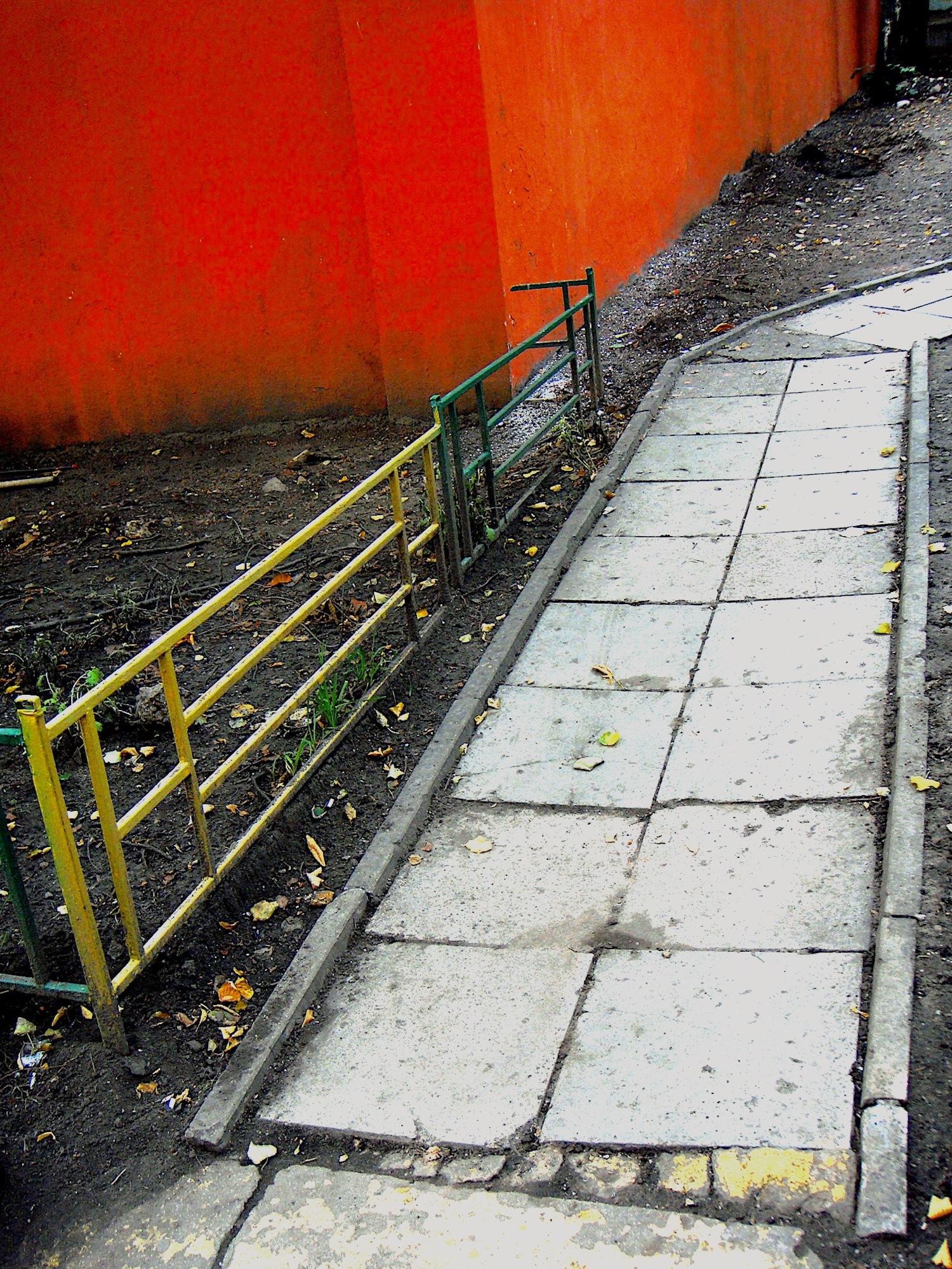 """""""Wall-Path"""" by pchyolkin"""
