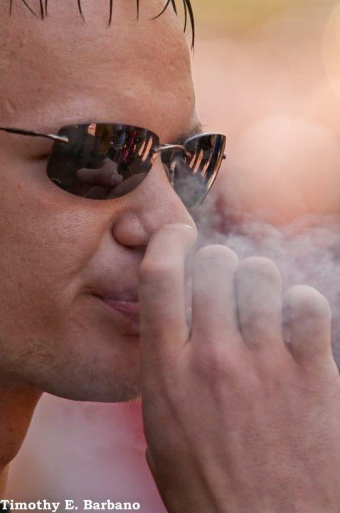 """"""" smoke break"""" San fran ,Ca. USA by T.E.Barbano"""
