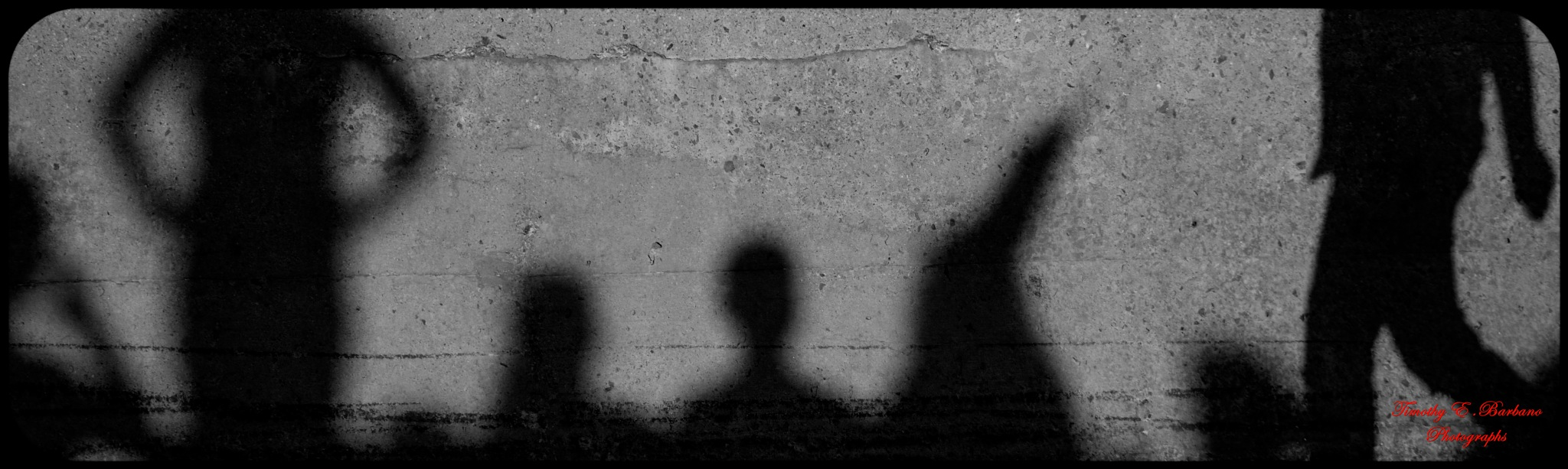 """' only a shadow knows""""  by T.E.Barbano"""