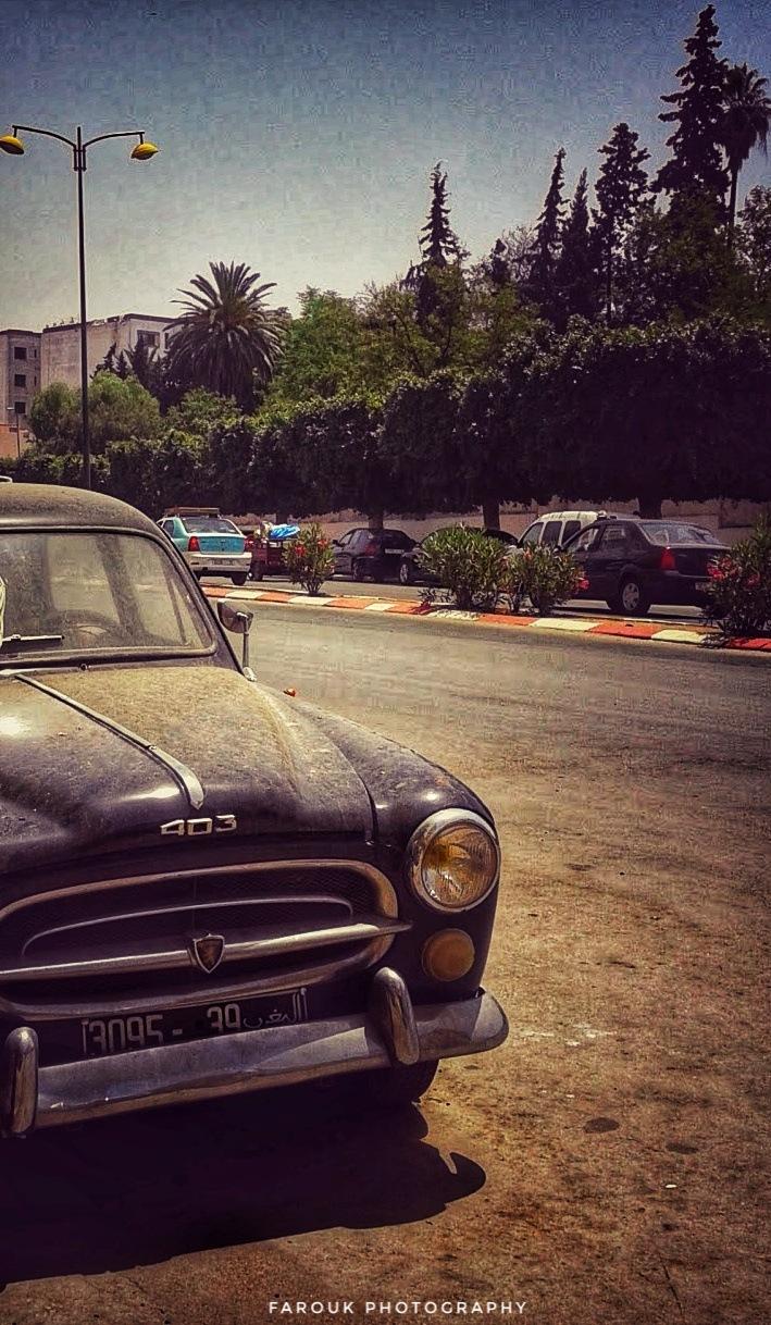 Old Time by Elmostafa Farouk