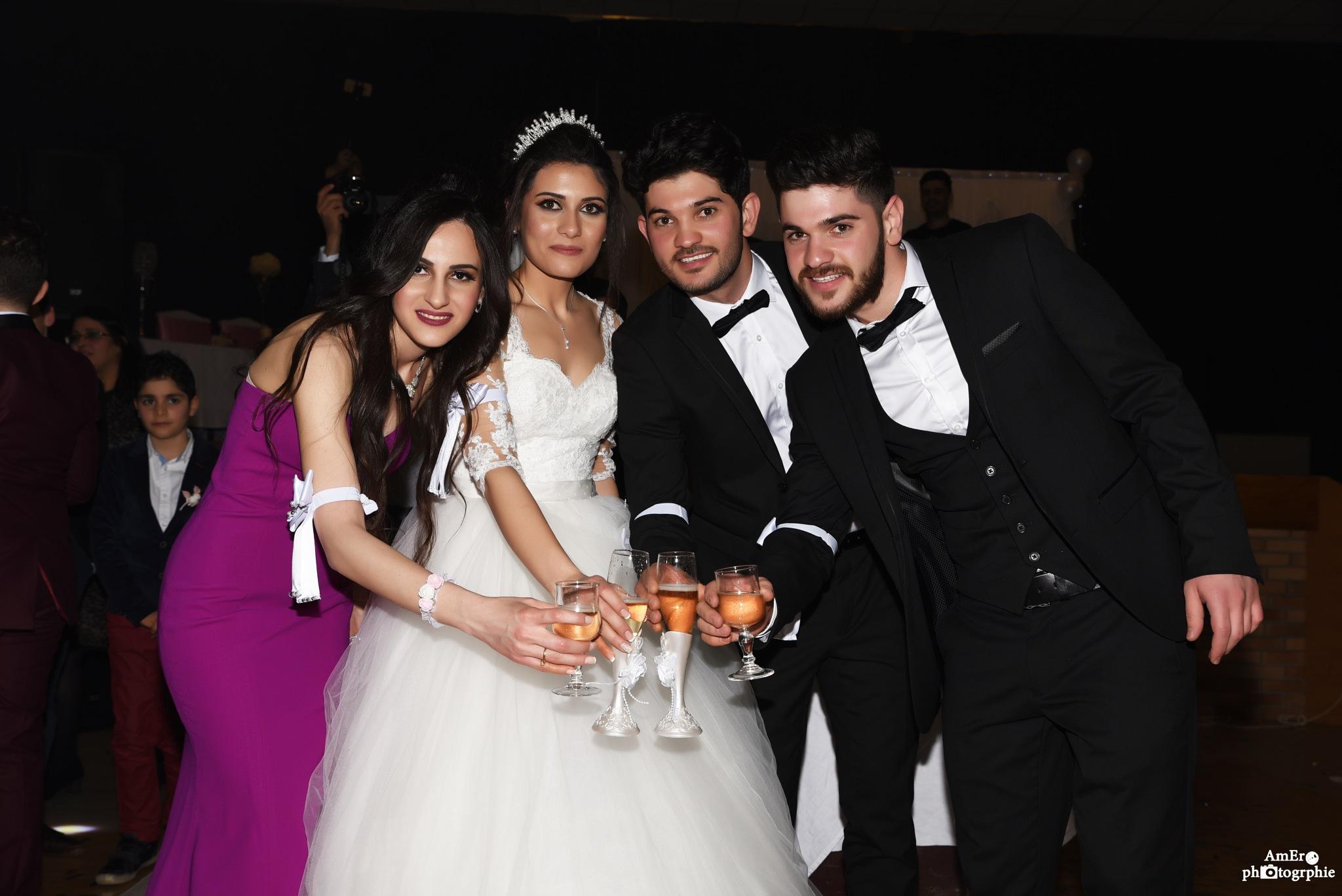 wedding by Amer BARSOUM