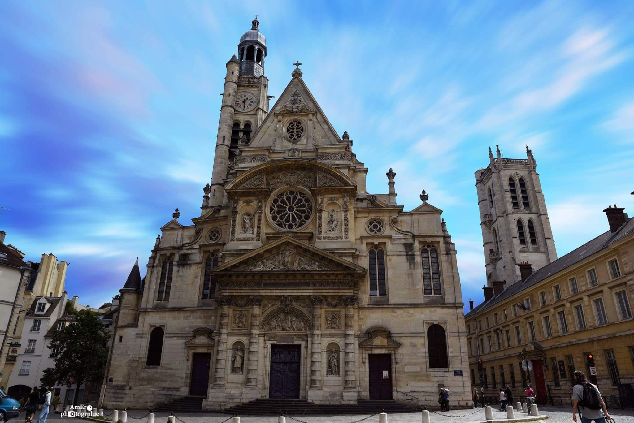l'église à paris by Amer BARSOUM