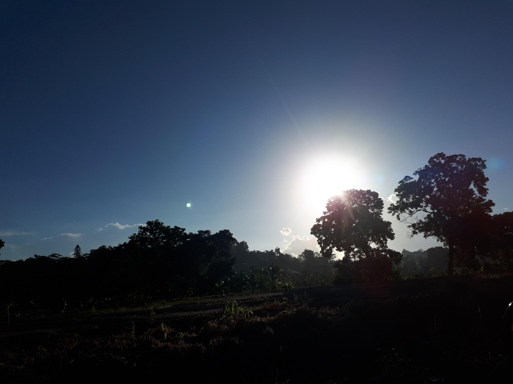 sunrise by Emmanuel Modeste