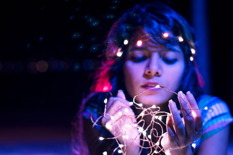 Fairy lights by Cilton Fernandes
