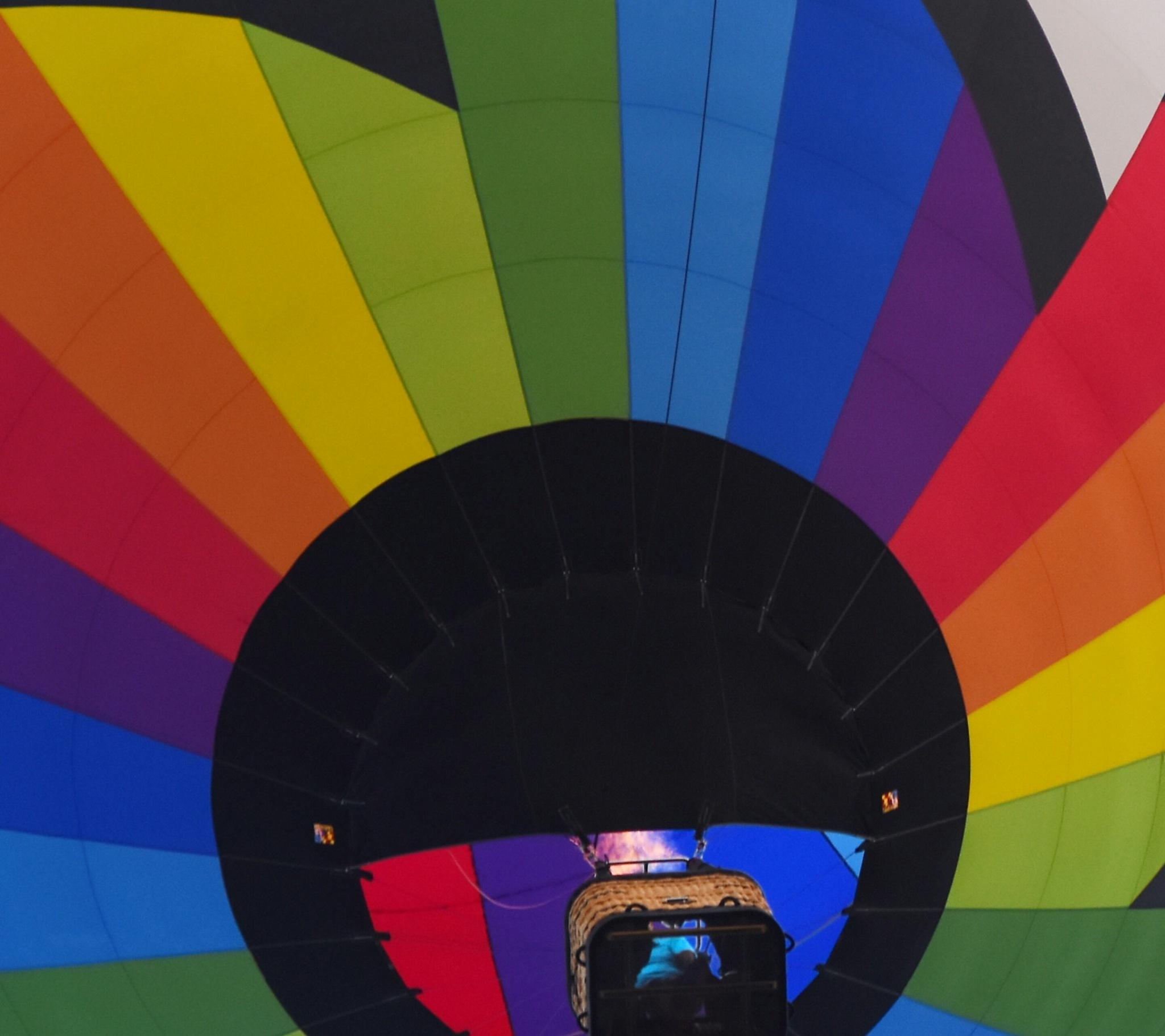 San Angelo Texas Balloon Festival by jphall