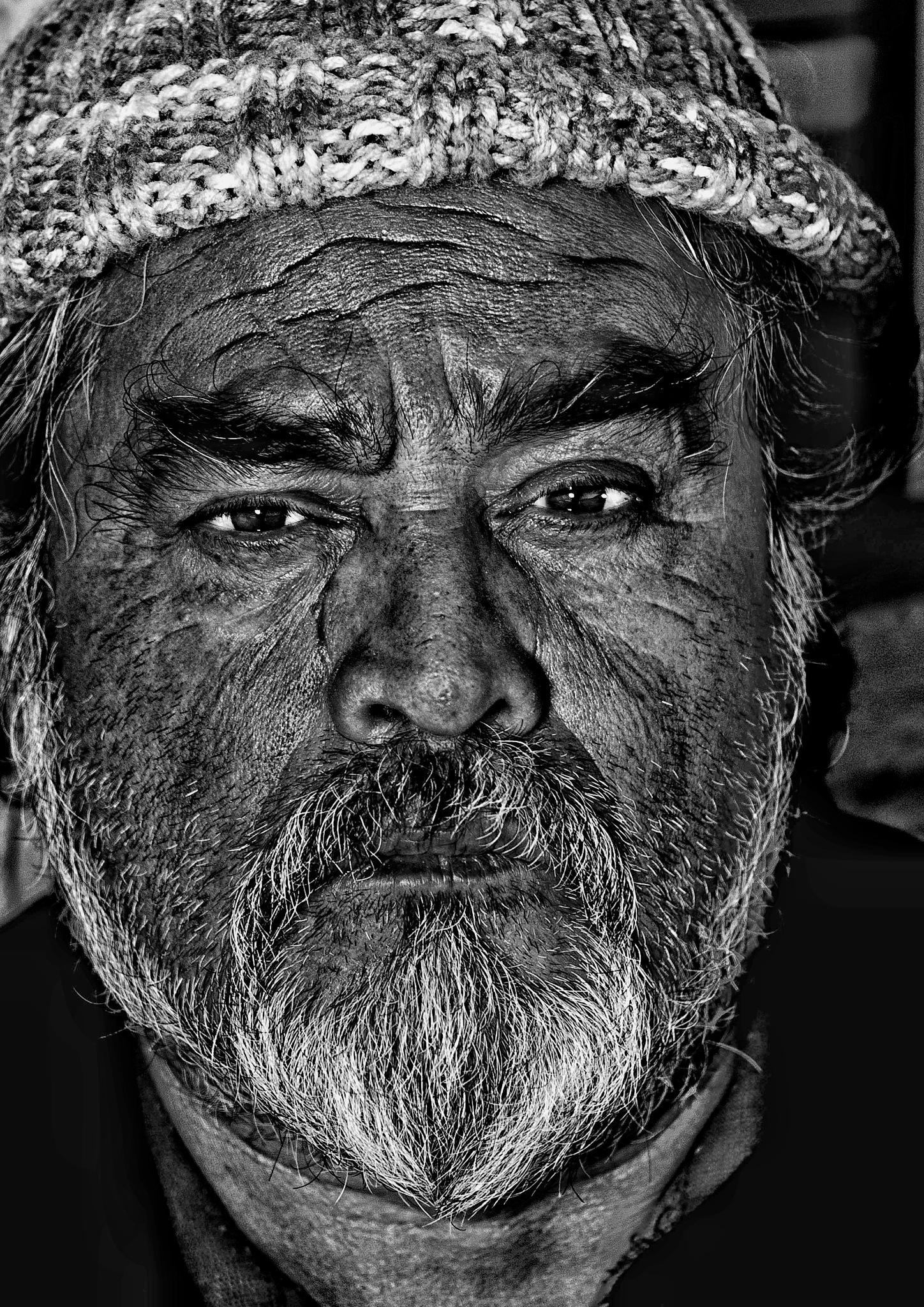 Homeless - Ernest by jphall