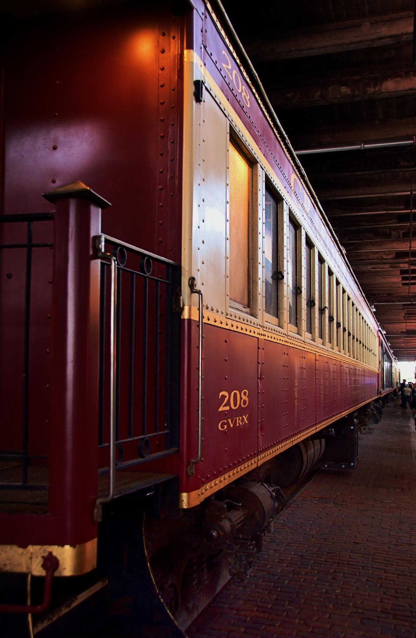 Tarantula Train - Fort Worth Texas Stockyards by jphall