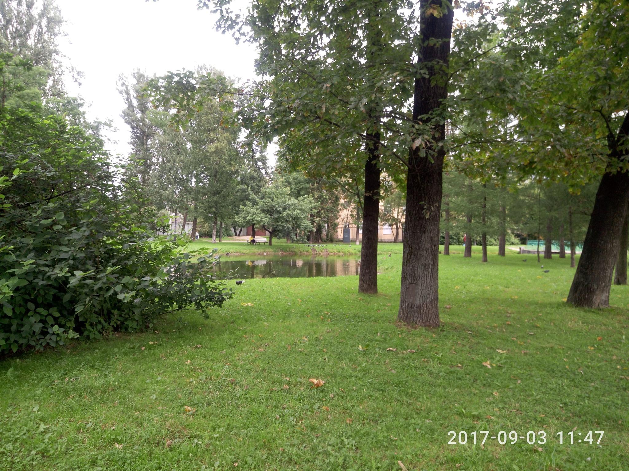 park by Akim Petrov