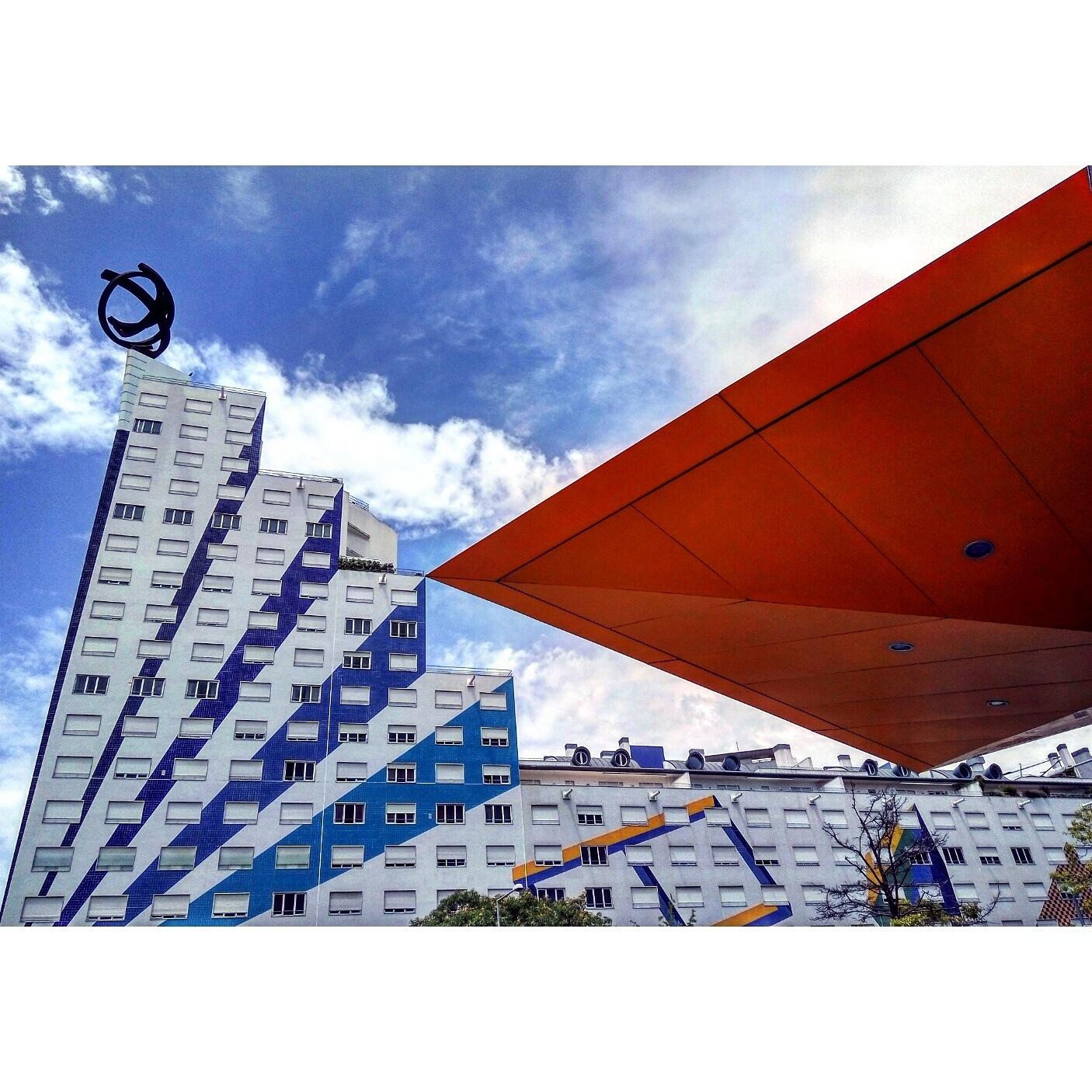 Architecture geometry... by Bruno Tomaz Costa