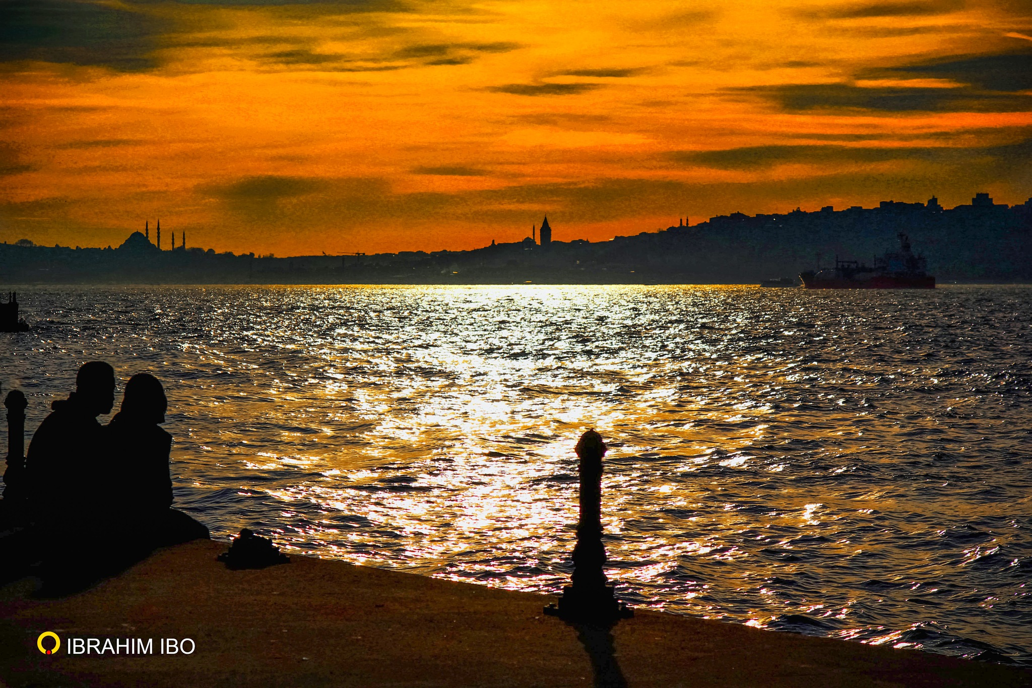 Istanbul by IBRAHIM IBO