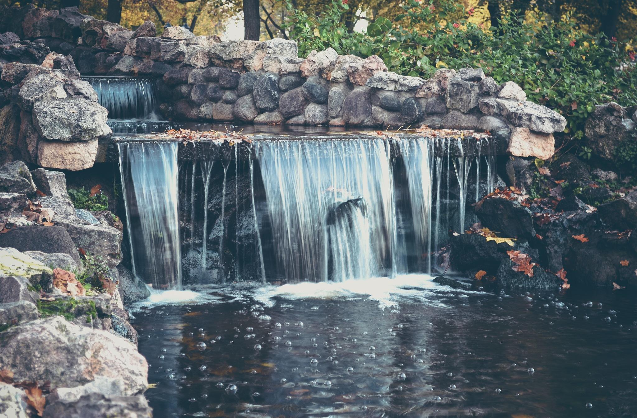 Nature is the Art of God by Eva Nekai