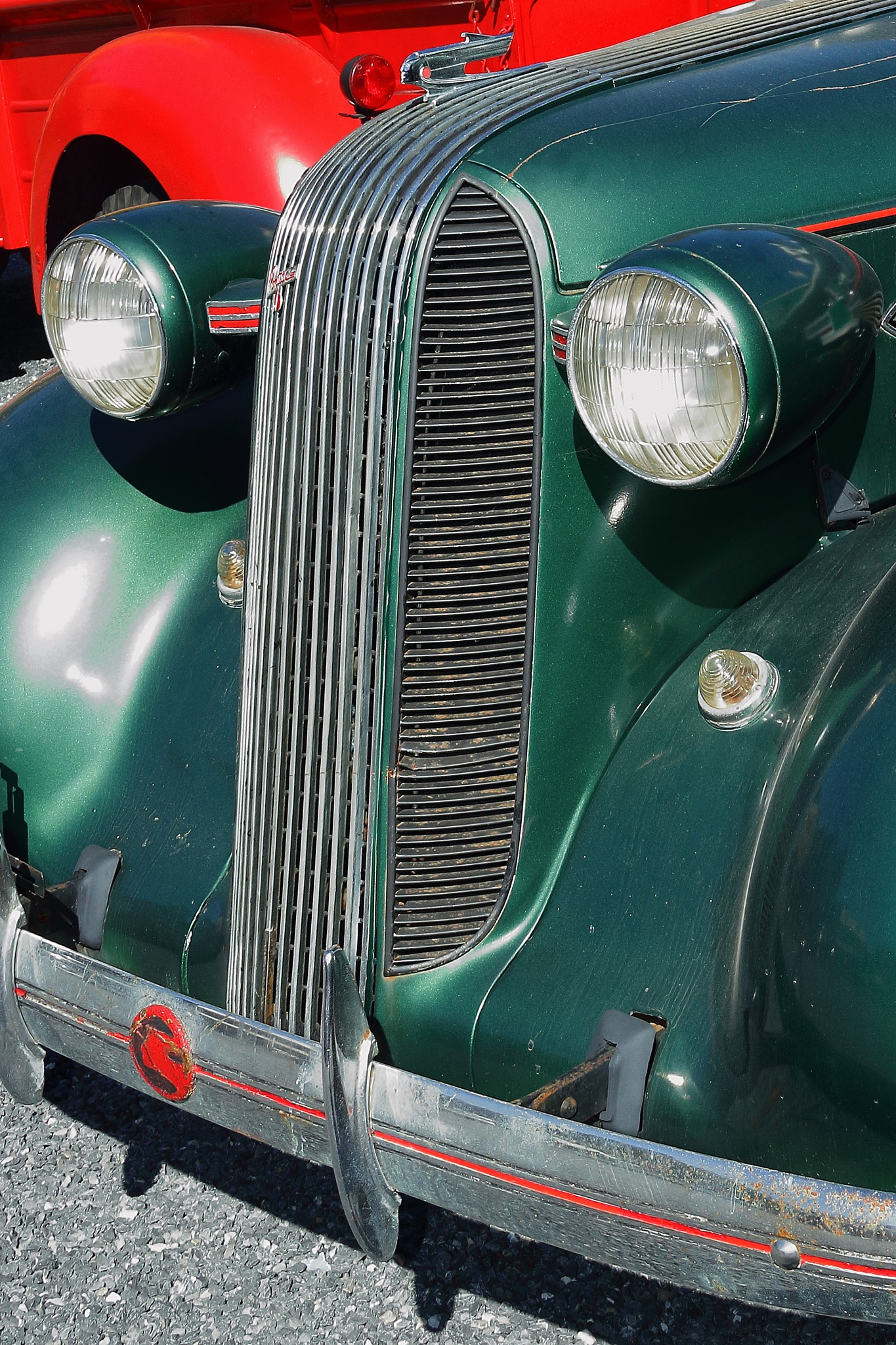 Vintage Car by Anant Wagle