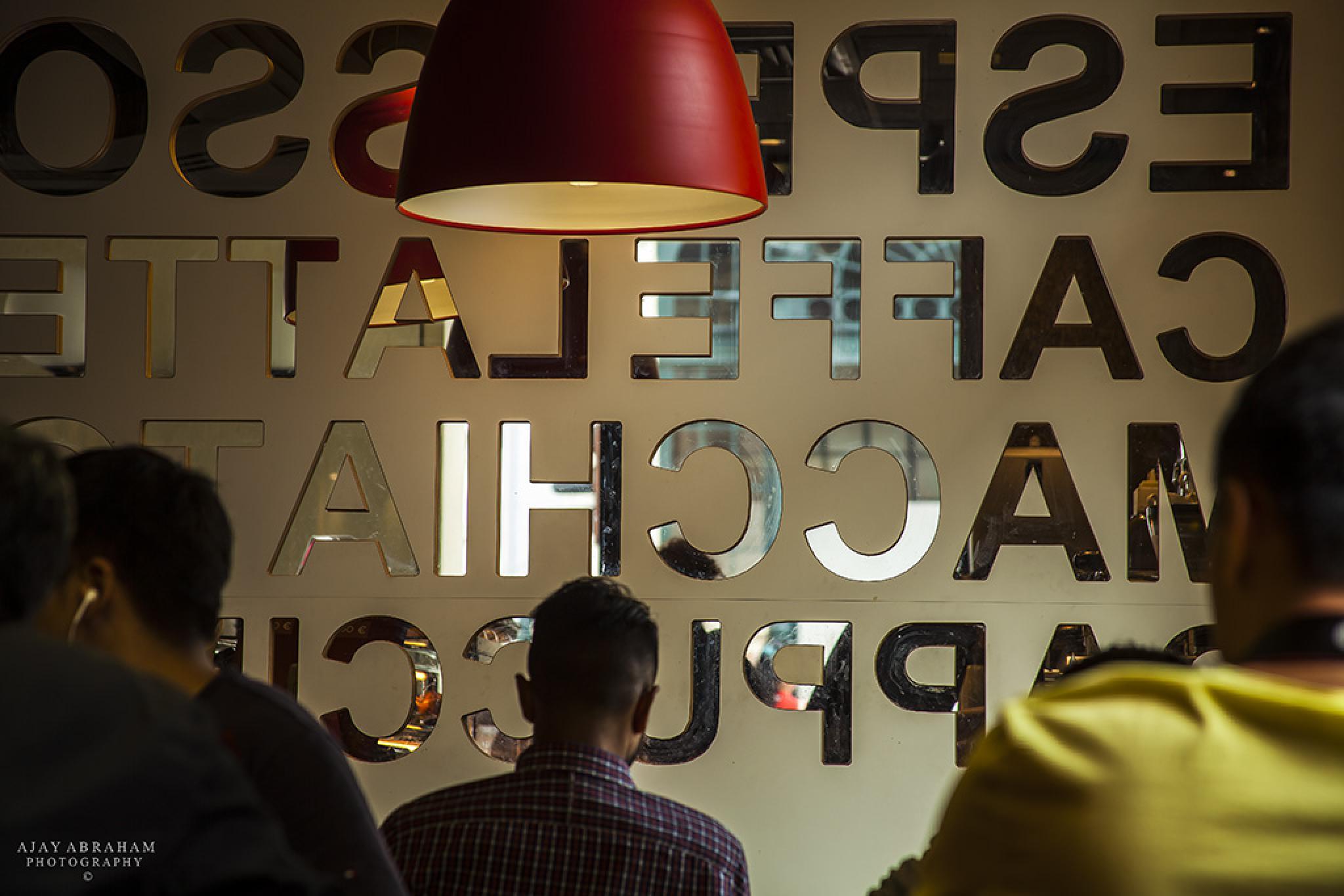 Cafe Mcdonalds by ajayabraham2