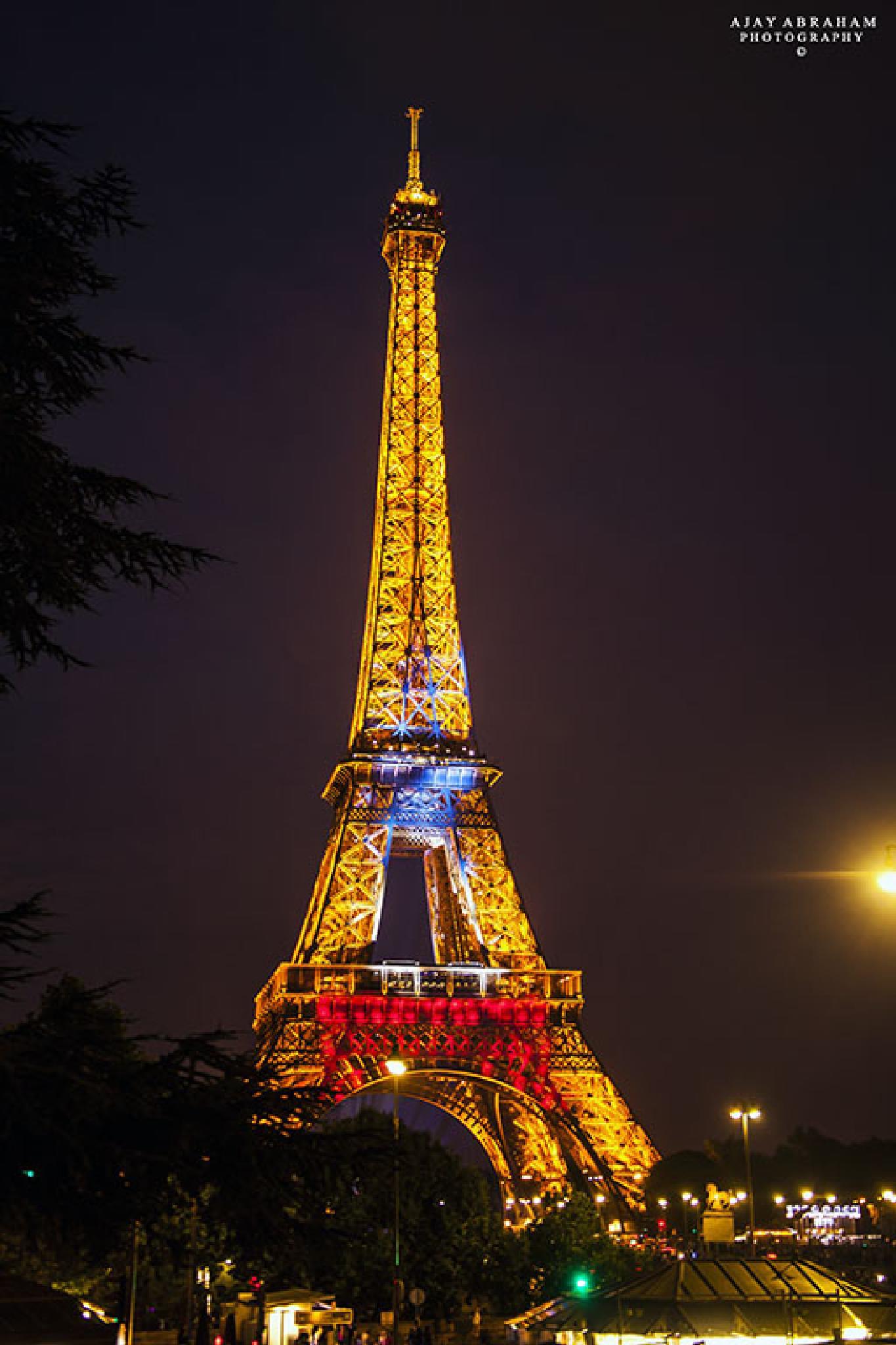 Eiffel by ajayabraham2