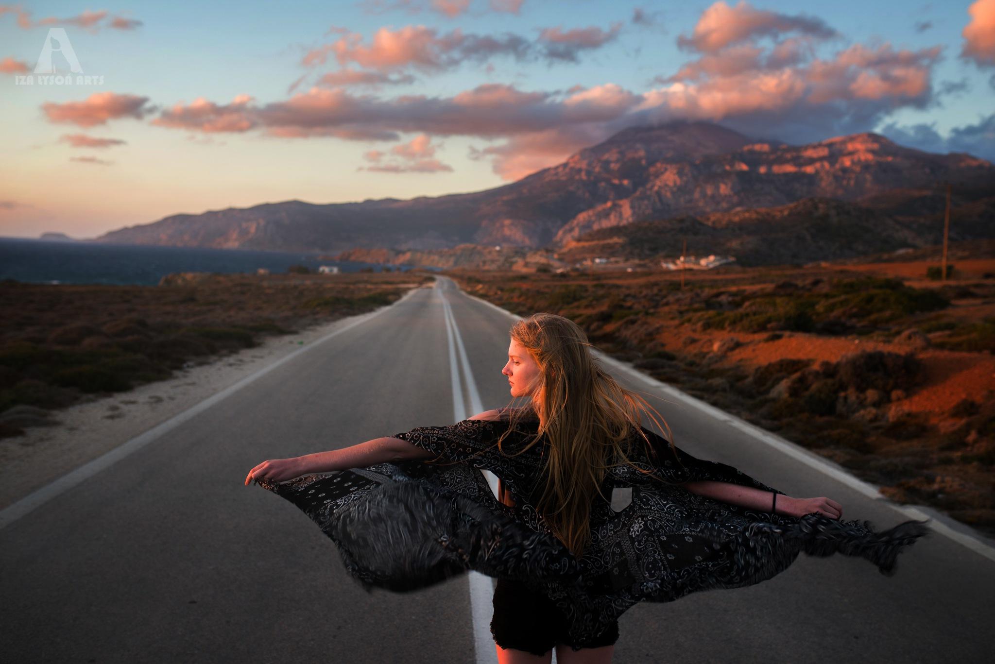 Way to...? by IzaLyson