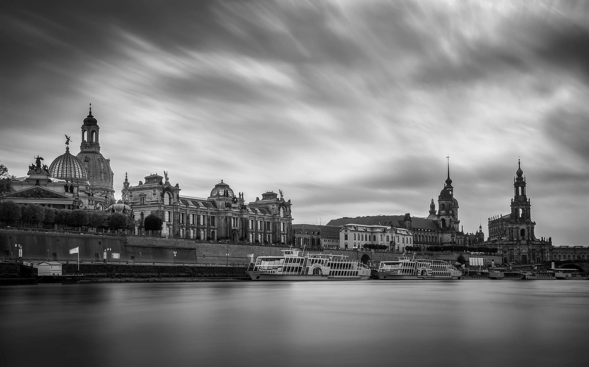 Running clouds by Marek Polakovic