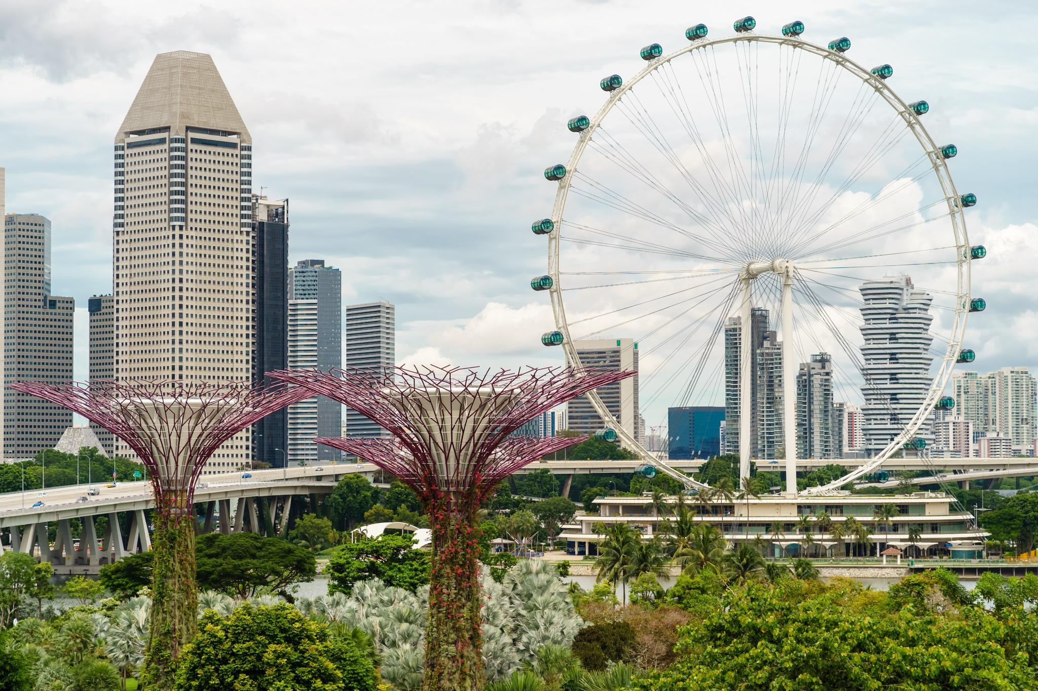 Singapore by Digital Salt
